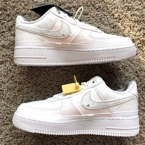 Women's Reveal Nike Air Force 1's